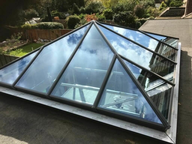 Pyramid Roof Lantern