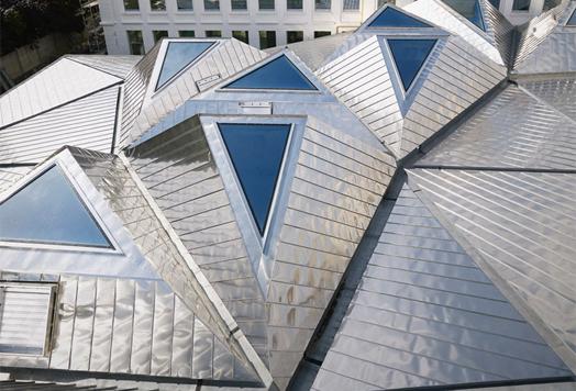 EcoGard Triangular Rooflights