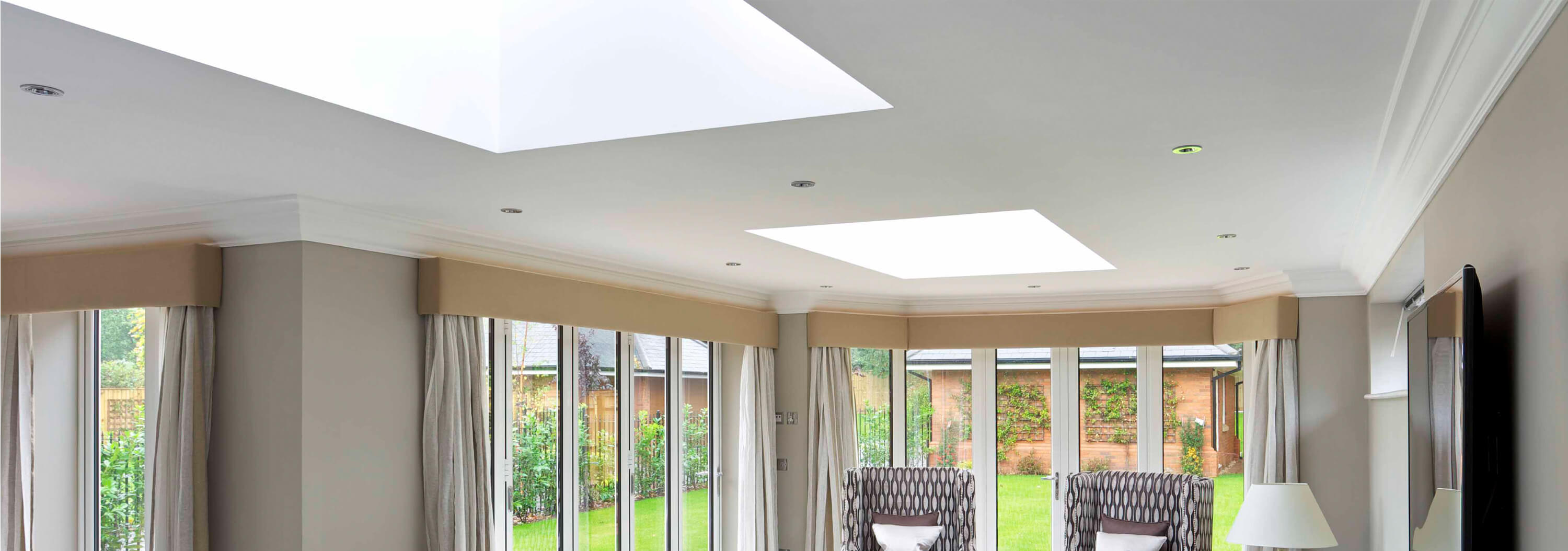 Contemporary Rooflights