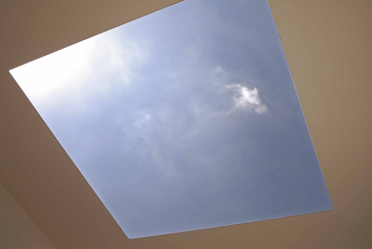 Bathroom rooflight
