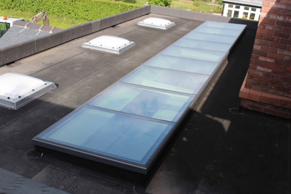 Multipane Rooflight