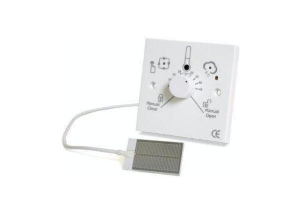 Thermostat & Rain Sensor 230V