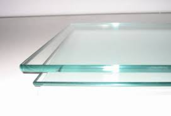 an image of the annealed laminate glass