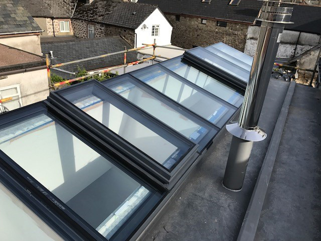 an image of ecogard rooflights