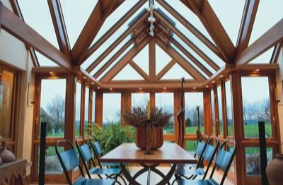 Conservatory skylights