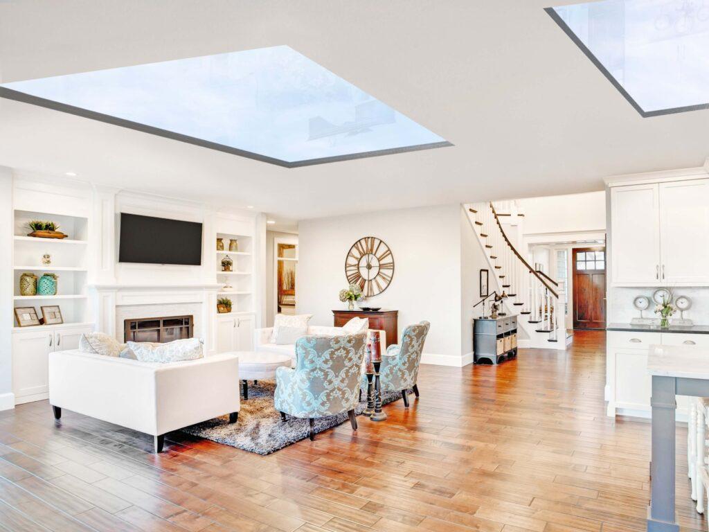 rooflights-living-room
